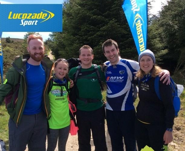 Lucozade Sport: Dublin Mountain Challenge
