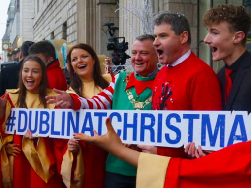 Dublin At Christmas Launch