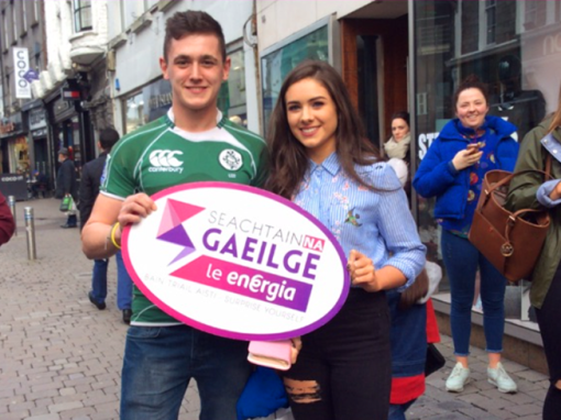 Seachtain na Gaeilge le Energi